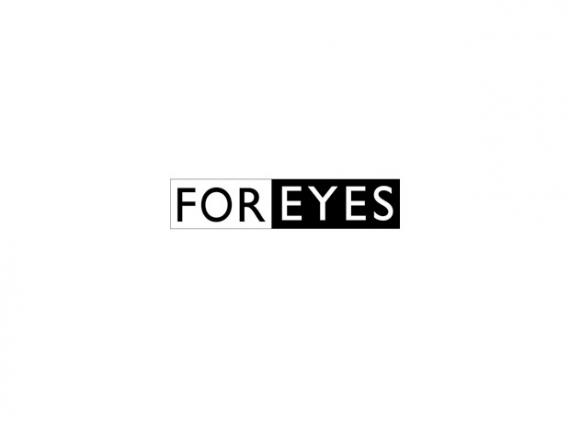 For Eyes logo