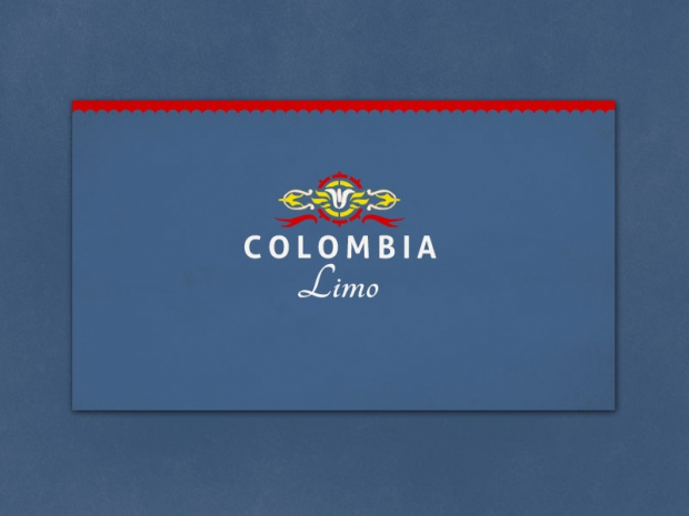 Colombia Limo card