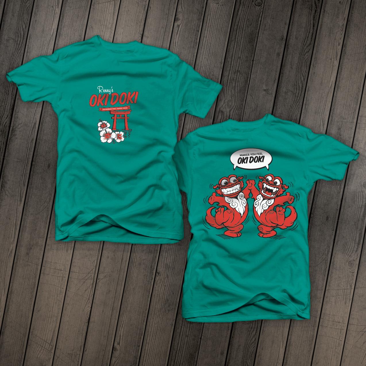 Oki Doki T-shirt