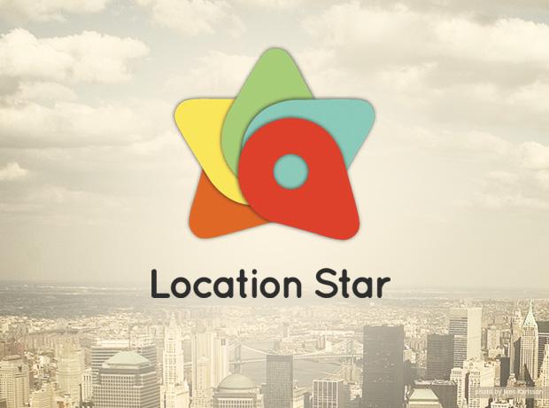 Location Star logo