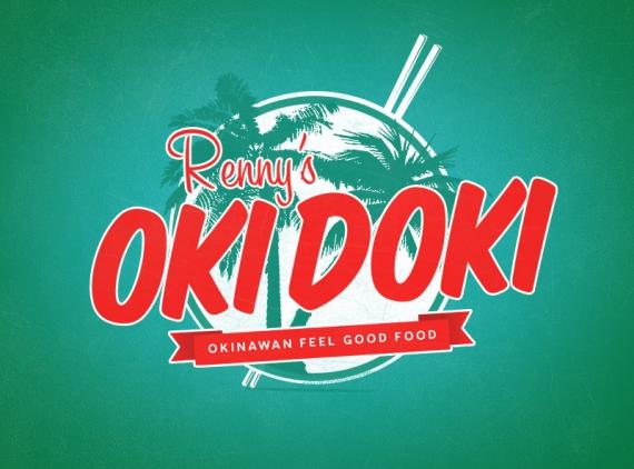 Renny's Oki Doki logo
