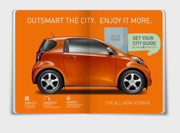 Scion iQ City