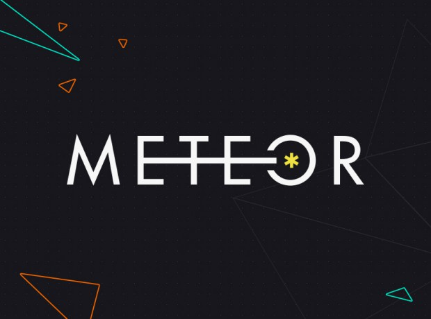 Dann Petty's Meteor logo