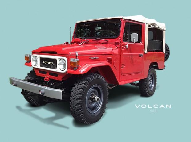 Volcan 4x4 FJ43