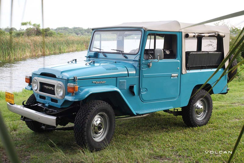 Marina Land Cruiser FJ43 photo