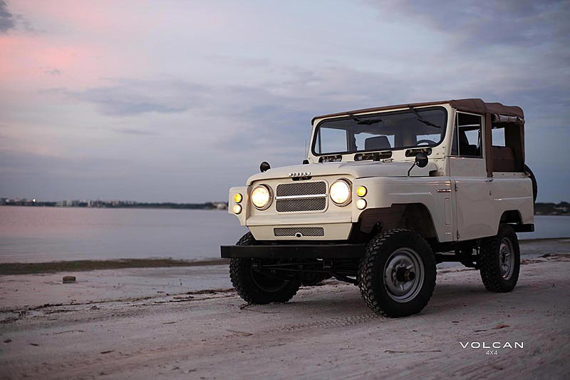 Volcan 4x4 Pearl 1967 Nissan Patrol photo