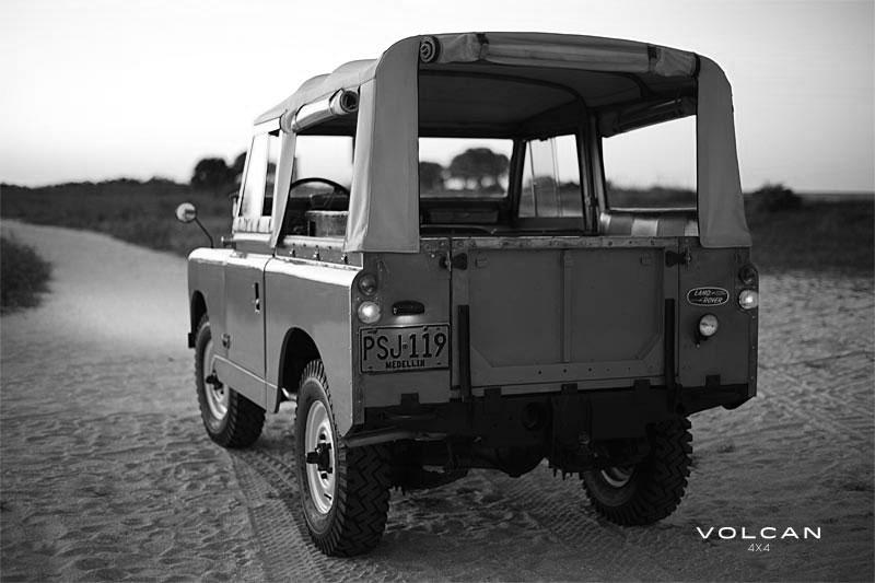 Volcan 4x4 Alfie Land Rover Series II photo