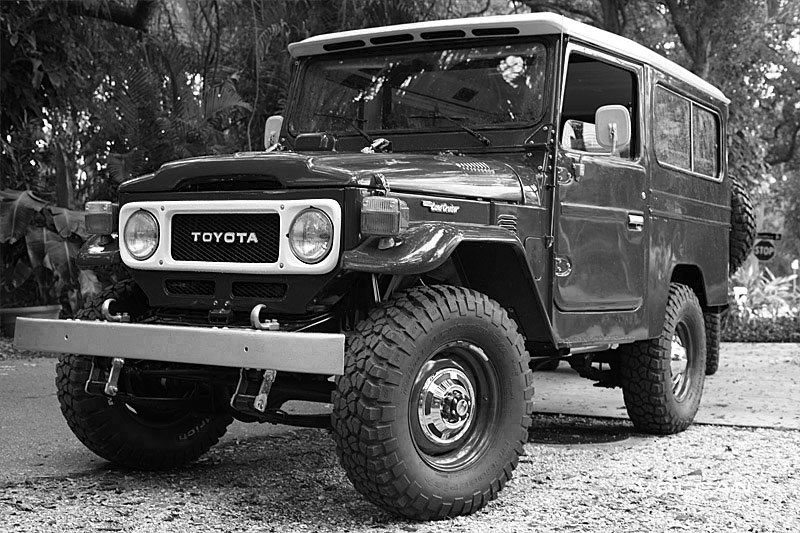 Estella 1982 Land Cruiser FJ43 photo