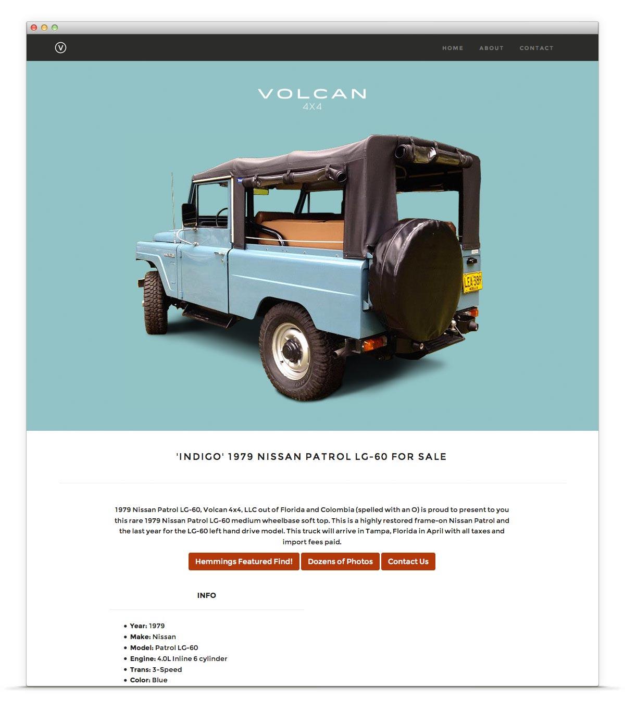 Volcan 4x4 web Indigo