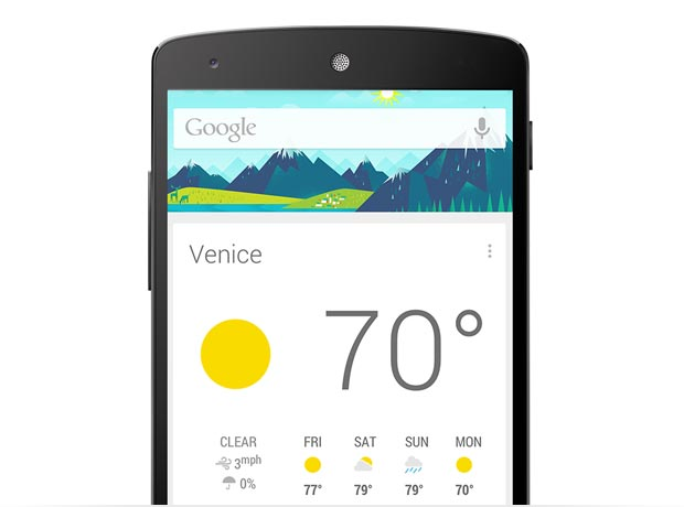 Google Now and Now On Tap